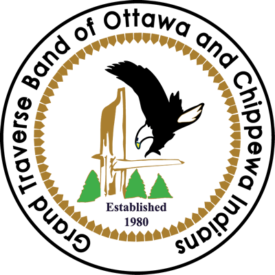 Grand Traverse Band of Ottawa and Chippewa Indians Logo